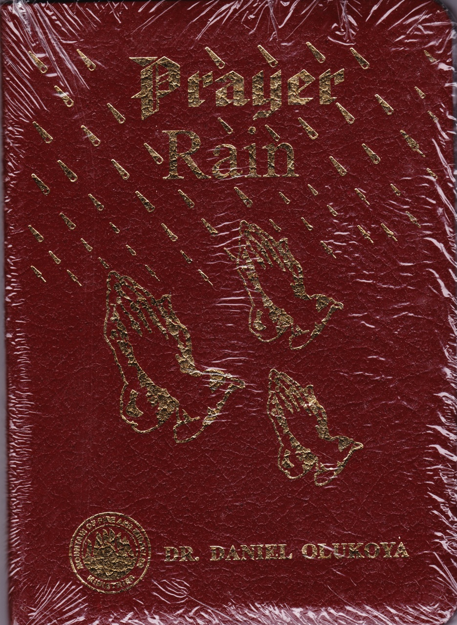 Prayer rain by dr daniel olukoya